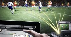 tablette ordinateur joueurs de foot paris sportifs